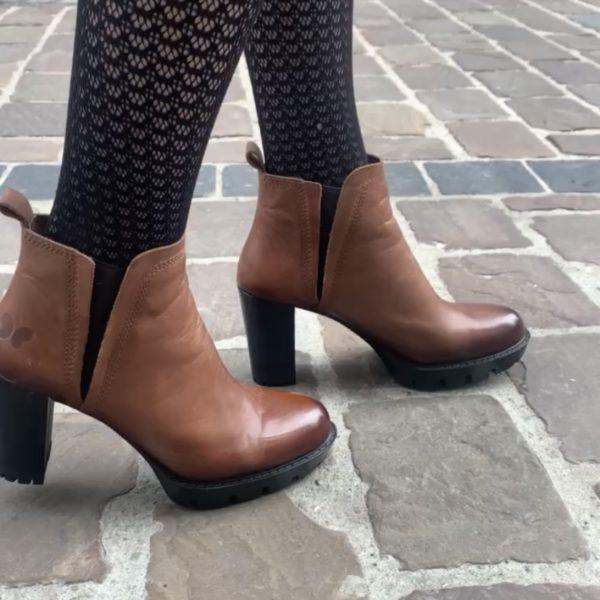 une boots à porter en toute circonstance