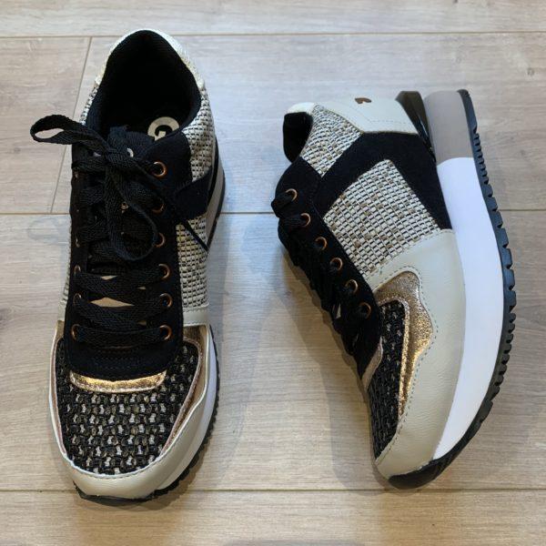 chaussures basket à plateforme
