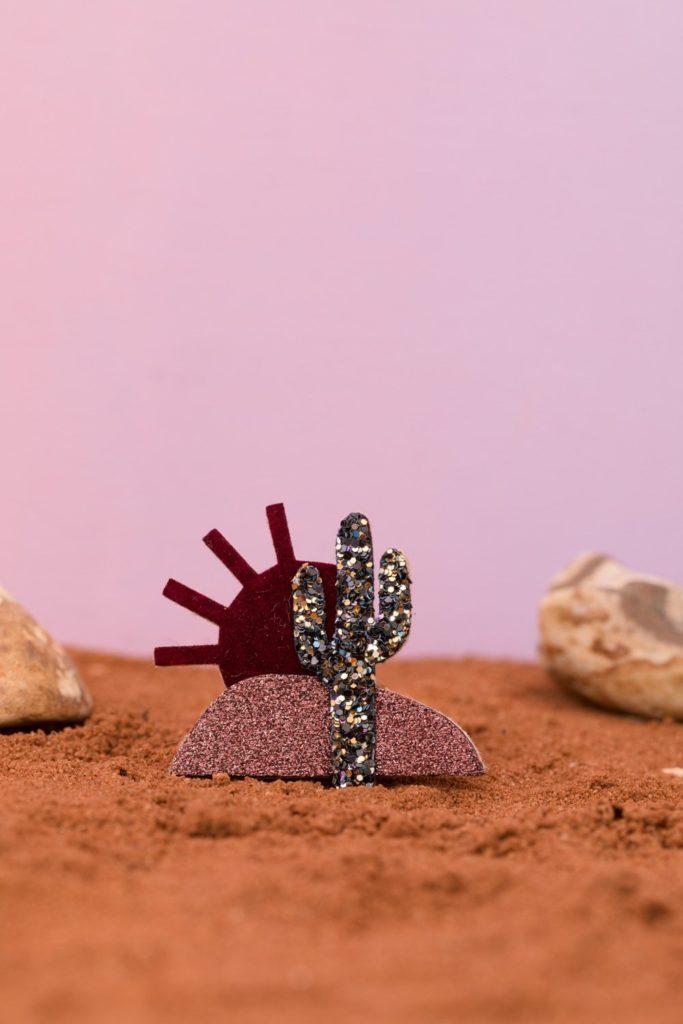 broche cactus